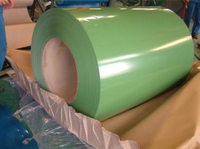 Color Coated Pregalvanized Steel Coil Steel Sheet