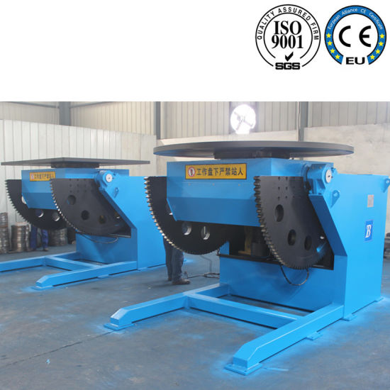 Automatic Welding Positione Tilt Welding Turntable Rotator