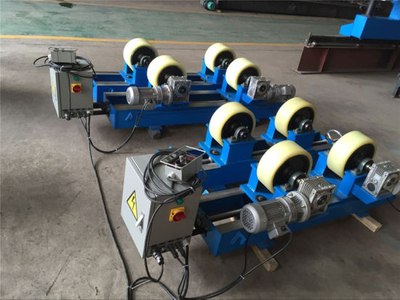 5t Ton Welding Rotator Adjustable for Pipe Tank