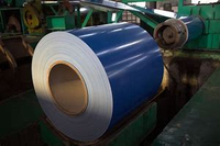 Prepainted Galvanized Dx51d Z100 Color Coated Steel Coil