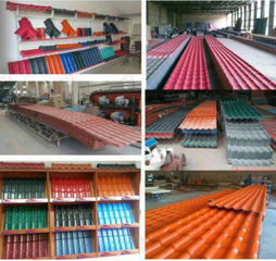 Pvc Plastic Corrugated Roofing Sheet