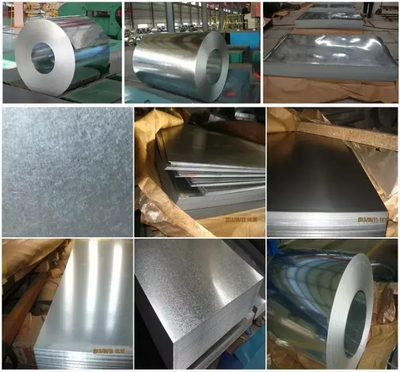 Galvalume Coil Aluzinc Corrugated Roofing Sheets