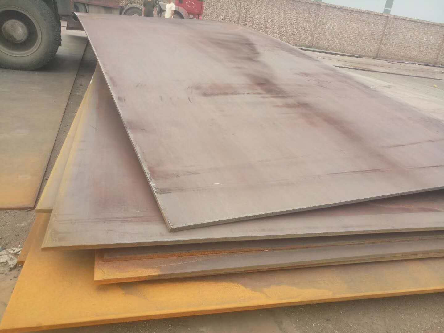 High Quality ASTM A36 SS400 Steel Plate