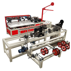 High Speed Automatic Expanded Metal Machine