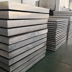 1000 - 6000 Series Various Brushed Anodized Aluminum Plate