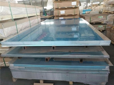 1-7 Series 0.2 Mm To 200 Mm Alloy Aluminium Sheet