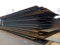 High Strength AH32 Hotrolled Shipbuilding Steel Sheet
